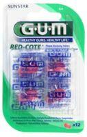 GUM REVELATEUR RED - COTE, bt 12 à ANGLET