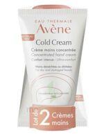 Avène Eau Thermale Cold Cream Duo Crème Mains 2x50ml à ANGLET