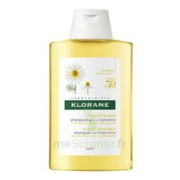 Klorane Camomille Shampooing 200ml à ANGLET