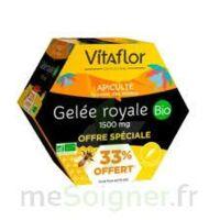 Vitaflor Bio Gelée Royale 1500mg Solution Buvable 20 Ampoules/15ml Promotion à ANGLET