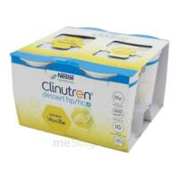 Clinutren Dessert 2.0 Kcal Nutriment Vanille 4cups/200g à ANGLET