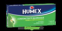 Humex Conjonctivite Allergique 2 %, Collyre En Solution En Récipient Unidose à ANGLET