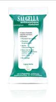 SAUGELLA ANTISEPTIQUE Lingette hygiène intime Paquet/15 à ANGLET