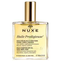 Huile prodigieuse®- huile sèche multi-fonctions visage, corps, cheveux100ml à ANGLET
