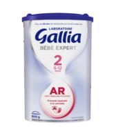 GALLIA BEBE EXPERT AR 2 Lait en poudre B/800g à ANGLET