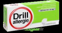 Drill 10 Mg Comprimés à Sucer Allergie Cétirizine Plq/7 à ANGLET