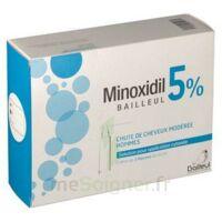 Minoxidil Bailleul 5 % Solution Pour Application Cutanée 3 Fl/60ml à ANGLET