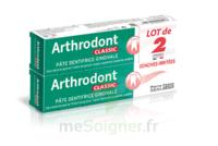 Pierre Fabre Oral Care Arthrodont Dentifrice Classic Lot De 2 75ml à ANGLET