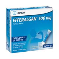 Efferalgan 500 Mg Glé En Sachet Sach/16 à ANGLET
