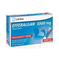 Efferalgan 1g Cappuccino Granules 8 Sachets à ANGLET