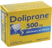 Doliprane 500 Mg Poudre Pour Solution Buvable En Sachet-dose B/12 à ANGLET