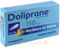 Doliprane 150 Mg Suppositoires 2plq/5 (10) à ANGLET