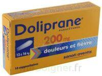 Doliprane 200 Mg Suppositoires 2plq/5 (10) à ANGLET