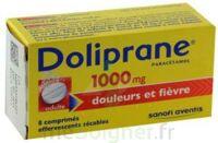 Doliprane 1000 Mg Comprimés Effervescents Sécables T/8 à ANGLET