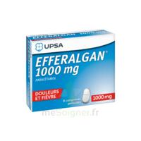 Efferalgan 1000 Mg Comprimés Pelliculés Plq/8 à ANGLET