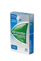 Nicorette 4 Mg Gom à Mâcher Médic Sans Sucre Menthe Glaciale Plq/30gom à ANGLET