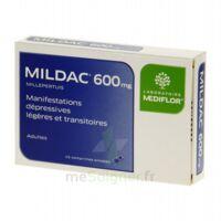 Mildac 600 Mg, Comprimé Enrobé à ANGLET