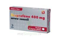 Ibuprofene Arrow Conseil 400 Mg, Comprimé Pelliculé à ANGLET