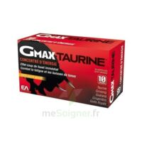 Gmax-taurine+ Solution Buvable 30 Ampoules/2ml à ANGLET