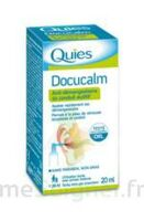 QUIES DOCUCALM ANTIDEMANGEAISONS DU CONDUIT AUDITIF, spray 20 ml à ANGLET