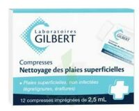 Pharmadose Compresses Plaies Superficielles, Bt 12 à ANGLET