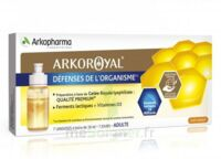 Arkoroyal Défenses Naturelles Gelée Adulte 7 Doses/10ml à ANGLET