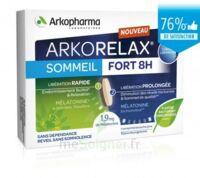 Arkorelax Sommeil Fort 8H Comprimés B/15 à ANGLET