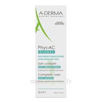 Aderma Phys'ac Global Soin Imperfection Sévères 40ml à ANGLET