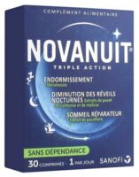 Novanuit Triple Action B/30 à ANGLET