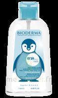 ABCDERM H2O Solution sans rinçage nettoyante bébé Fl pompe/1L à ANGLET