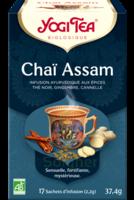 Yogi Tea Tisane AyurvÉdique ChaÏ Assam Bio 17sach/2,2g à ANGLET