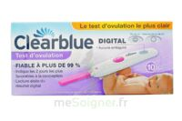 TEST D'OVULATION DIGITAL CLEARBLUE x 10 à ANGLET