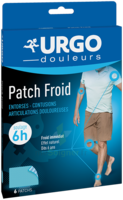 Urgo Patch Froid 6 Patchs à ANGLET