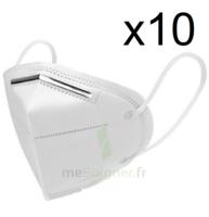 Masques Ffp2 Kn95 X10 (refcov) à ANGLET