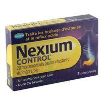 Nexium Control 20 Mg Cpr Gastro-rés Plq/7 à ANGLET