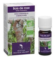 DOCTEUR VALNET Huile Essentielle BIO, BOIS DE ROSE 10ML à ANGLET
