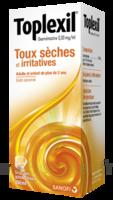 Toplexil 0,33 Mg/ml, Sirop 150ml à ANGLET