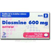Diosmine Arrow 600 Mg, Comprimé Pelliculé à ANGLET