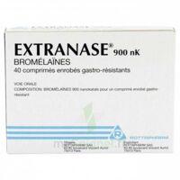 Extranase 900 Nk, Comprimé Enrobé Gastro-résistant à ANGLET