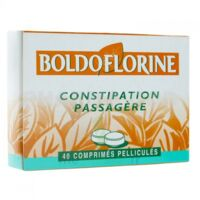 Boldoflorine 1 Cpr Pell Constipation Passagère B/40 à ANGLET