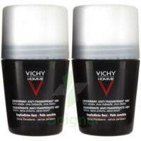 VICHY ANTI-TRANSPIRANT HOMME Bille anti-trace 48h LOT à ANGLET