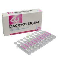 Dacryoserum Solution Pour Lavage Ophtalmique En Récipient Unidose 20unidoses/5ml à ANGLET