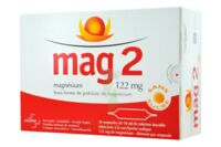 Mag 2 122 Mg S Buv En Ampoule Sans Sucre édulcoré à La Saccharine Sodique 30amp/10ml à ANGLET