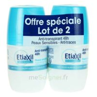 Etiaxil Deo 48h Roll-on Lot 2 à ANGLET