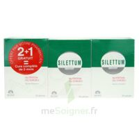 SILETTUM NUTRITION DU CHEVEU 60 X2 + 60 OFFERTES à ANGLET