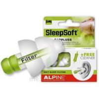 Bouchons D'oreille Sleepsoft Alpine à ANGLET