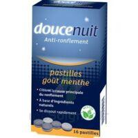 DOUCENUIT ANTIRONFLEMENT PASTILLES à la menthe, bt 16 à ANGLET
