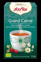 Yogi Tea Tisane Ayurvédique Grand Calme Bio 17 Sachets/1,8g à ANGLET
