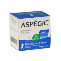 Aspegic 500 Mg, Poudre Pour Solution Buvable En Sachet-dose 30 à ANGLET