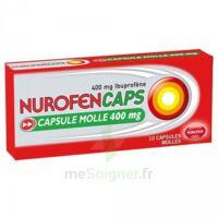 Nurofencaps 400 Mg Caps Molle Plq/10 à ANGLET
